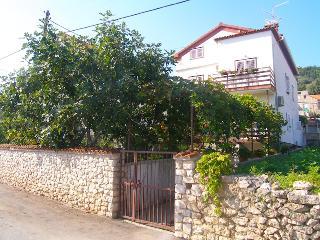 3bed, Sea view apartment Merkur, Preko