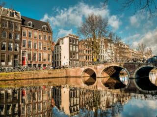 3 luxe appartementen, Amsterdã
