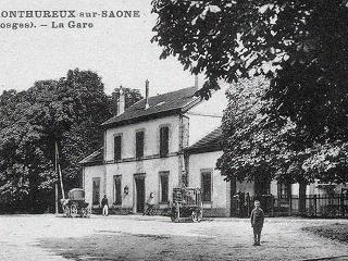 l'Ancienne Gare, Monthureux-sur-Saone