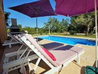 Familly villa with pool 8+2, Rakalj