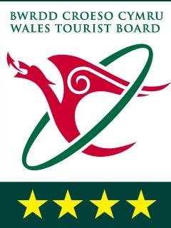 We are a 4 star graded holiday park