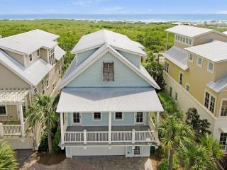 As Seen on HGTV's Beach Hunters - Panoramic Views of Ocean & Beach 5 Br 5 Bth, Santa Rosa Beach