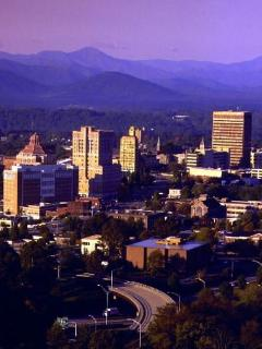 Asheville and the mountains
