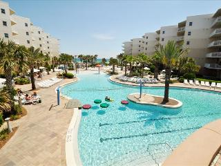 """Waterscape Unit A524, Water Wonderland/ Lazy River/Waterfalls/5th floor, Gulf Views!!, Fort Walton Beach"