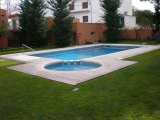 Apartamento S'Agaro con piscina y parking privado
