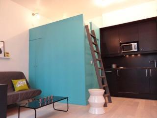Moderne studio, Bonne Nouvelle /022