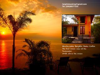 Montezuma Heights, Buho cabin