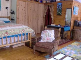 Adirondack Cabin Room For Rent, Bloomingdale