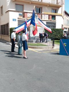 14th July Bastille Day memorial event in Quillan