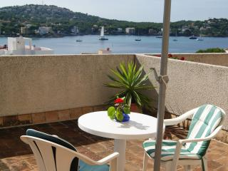 Comfortable apartment with sea view in Santa Ponsa