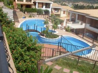 Grazioso bilocale residence piscina Villasimius