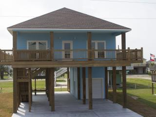 Redfish Retreat, Crystal Beach