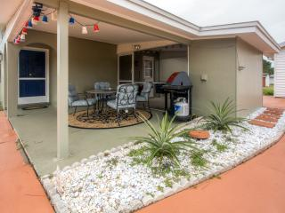 Recently Renovated 2BR Lehigh Acres House w/Wifi, Large Grassy Yard & Private Covered Patio - Near Restaurants, Fort Myers Beach & Sanibel Island! Walk to Local Parks!