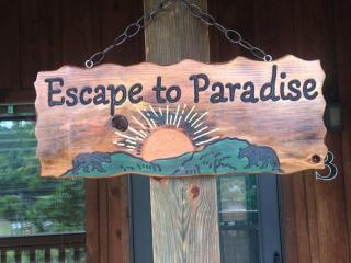 Escape to paradise, Sevierville