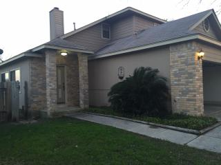Cute two story house in beautiful San Antonio TX.