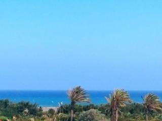 Sea-view flat 500m from beach, Fuerteventura