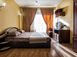 Apartment in a new building in the center 55, Chisinau