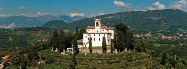 Vista di Montevecchia