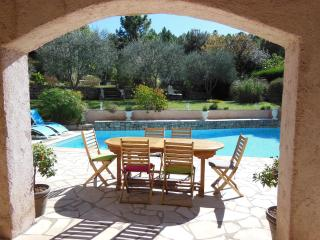 Villa Cardabella Bed & Breakfast swimming Pool, Le Tignet
