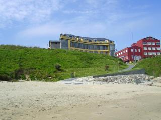 Precioso Apartamento en frente de la playa, Porto de Espasante