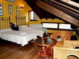 Casa rural Ca María Fayas, Proaza