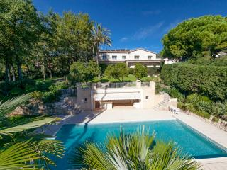 Luxurious estate with a sea view, Vence