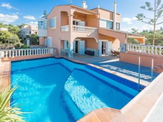 LÍRICA - Property for 10 people in Bellavista, Cala Blava