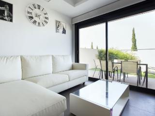 Apt. with terrace,garden Torre, Villamartin