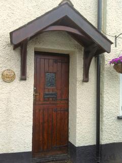 THE OLF FORGE Stable Door