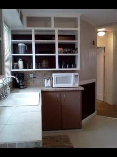 Kitchen fully stocked just bring food