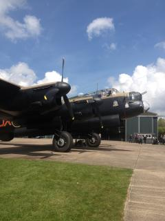 'Just Jane' at East Kirkby