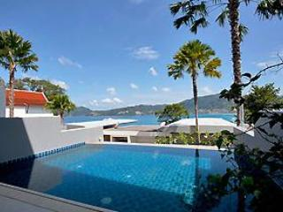Atika Villas villa3 oceanfront serviced pool villa, Patong