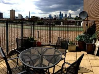 Superb Roof Terrace in Shoreditch!
