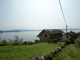Apartments in sunny area, Belgirate
