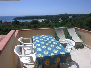 Amazing sea views  4 minutes walk from the beach, Cala Liberotto