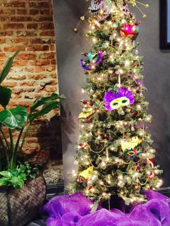 No matter the season, we celebrate year round at La Pension!
