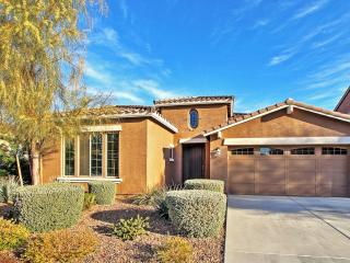 New Listing! Stunning 3BR Goodyear House w/Wifi, Large Backyard Oasis & Awe-Inspiring Mountain Views - Walk to Countless Community Amenities + Easy Access to Popular Phoenix Attractions!