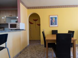 Apartamento vista al mar tranquilo en El Puertito, Güímar