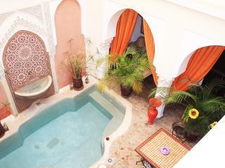 RIAD CALISTA chambre a louer, possibilité de l oue, Marrakech