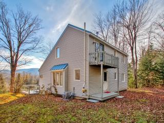 New Listing! Light & Airy 3BR Randolph Home w/Wifi, Spectacular Mountain Views & Private Setting - Near Hiking, Ski Resorts, Lakes, Golf, Dining & Lots of Area Attractions!