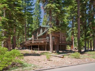 Talmage Tahoe Rental - Hot Tub, Backs to Forest, Lake Tahoe (California)