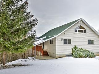 New Listing! 'Cub River Cozy Cabin' Secluded 5BR Preston Cabin w/Home Theater, Outdoor Fire Pit, Large Deck & Breathtaking Views - Spectacular Location on a Private Acre! Perfect for Outdoor Enthusiasts!