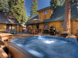 Taylor Dog Friendly Log Cabin - Hot Tub, Lake Tahoe (California)