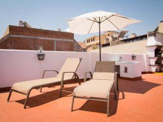 3 bedrooms penthouse with terrace - Fuengirola centre and second line beach