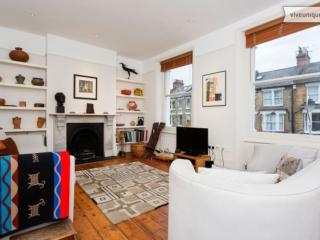 A wonderful four-bedroom family home in a friendly North London neighbourhood.