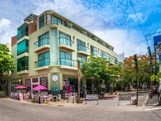 5th Ave studio appartment, 2 Blocks to the Beach, Playa del Carmen