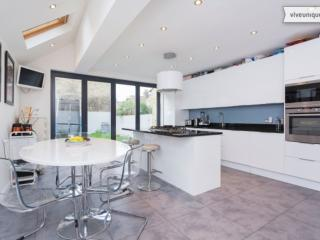 A beautiful three-bedroom house nearby Clapham South tube station., London
