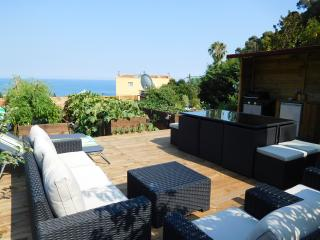Eze mer 4 BD rooftop terrace sea & mountain views