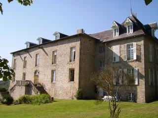 Château des Leszes, Nantiat