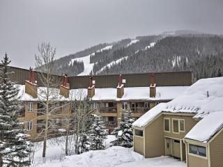 New Listing at Copper Mountain! Amazingly Well Appointed 2BR Townhome w/Wifi, Private Patio & Gorgeous Wilderness Views - Walk to The Plaza, Copper Mountain Village & Multiple Ski Lifts!, Frisco